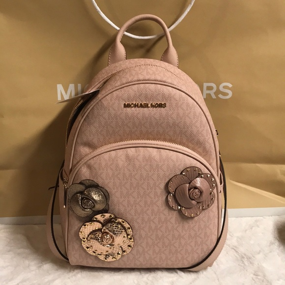 2cd59b3793b4 Michael Kors Bags | Abbey Backpack | Poshmark
